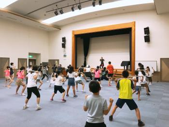 練習 踊り
